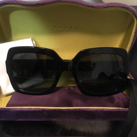 Brand New Gucci Women Sunglasses GG0036S 7b3eb3d3f2